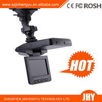 2014 promotional! Cheapest 6 IR led vehicle car camera dvr H198 black box for car