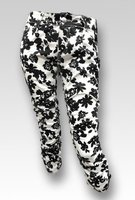 Flower Print Pants matching shirt and pants fashion boot socks color combinations of dresses