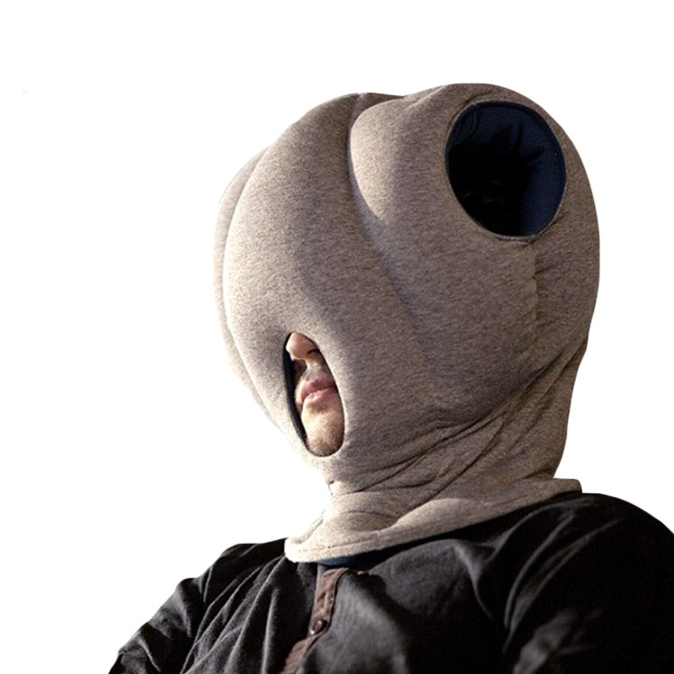 2015 New Fashion Glove Pillow Hot Sales Creative Siesta Pillows Ostrich Pillow For Travelling Lazy Pillow Adult Brand HH563