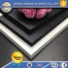 coloured plastic sheets decoration material PVC 9mm
