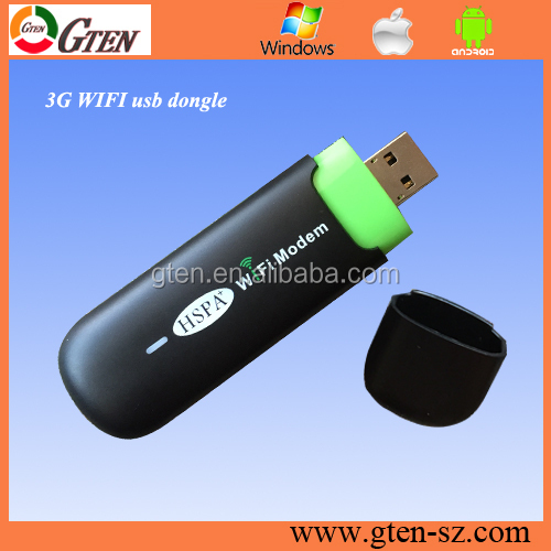 High Quality mini 3g 4g modem / cdma Standard USB 2.0 high speed wifi dongle
