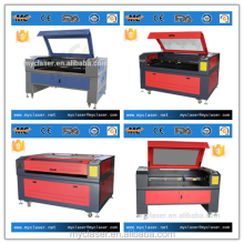 MC1390 China factory direct sale CO2 laser cutting rubber sheet machine price