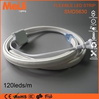 ce rohs certificate epistar chip computer controlled led strip lighting 5630 for holiday decoration