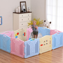 KB01001 New Year Gift No Screws Playing Fence Baby Doll Playpen