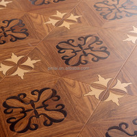 PINGO 12mm AC4 Parquet Laminate Flooring