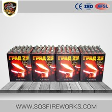 Low price Hot sale missile from China factory fireworks 25s SATURN MISSILE