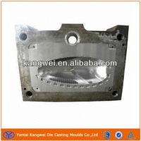 high precision molds for aluminum parts