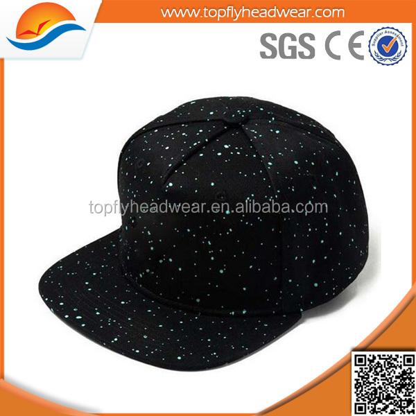 dots printing snapback caps wholesale directly factory price