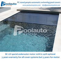 High quality swimming pool accessories pool cover