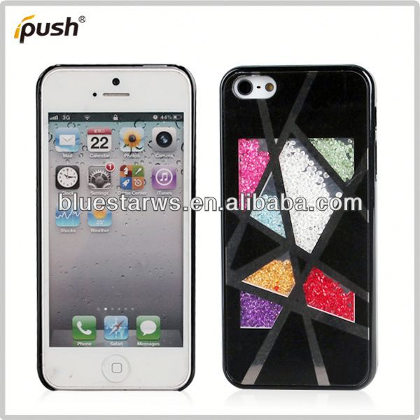 various color pc case for iphone 5/5s PC Case For apple iphone5 Phone Accessories