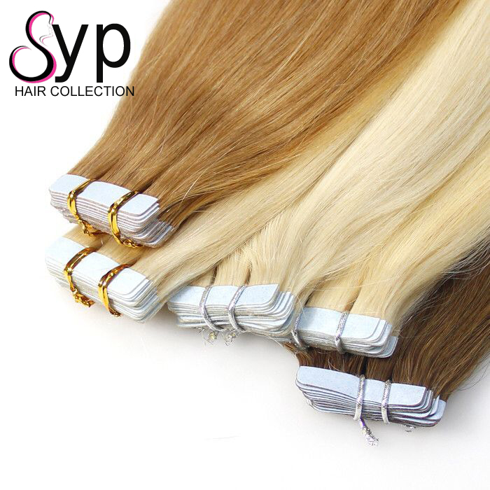 Brazilian Double Sided Celebrity Tape For Hair Extensions