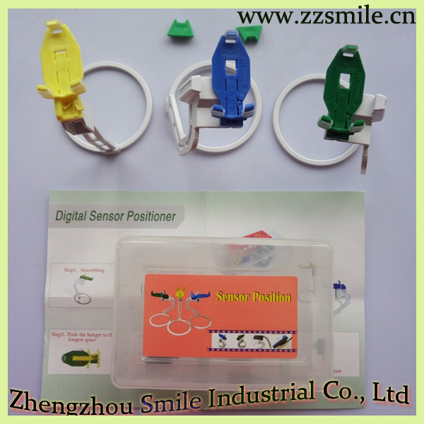 Dental Digital Sensor Positioner/Color Coded Intraoral Sensor Locator