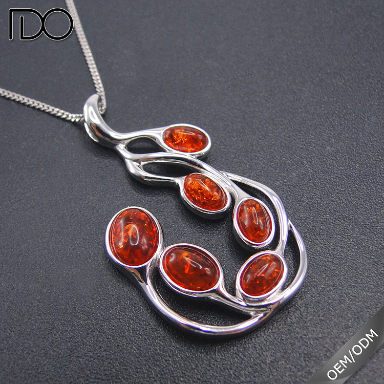 Gold supplier amber sri lankan wedding necklace designs