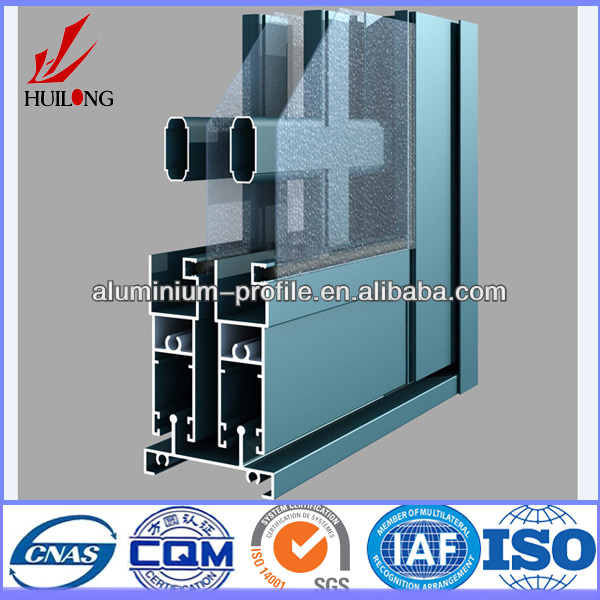 high quality window/door aluminum profile hot sale in South Africa
