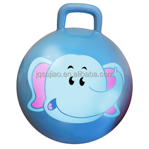 Childrens Junior Space Hopper Outdoor Bouncy Toy
