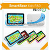 French children tablet pc for kids preschool education with CE FCC ROHS certificated