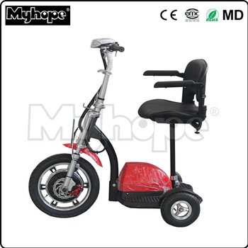 CE adult three wheel electric scooter 48V 500W YXEB-712