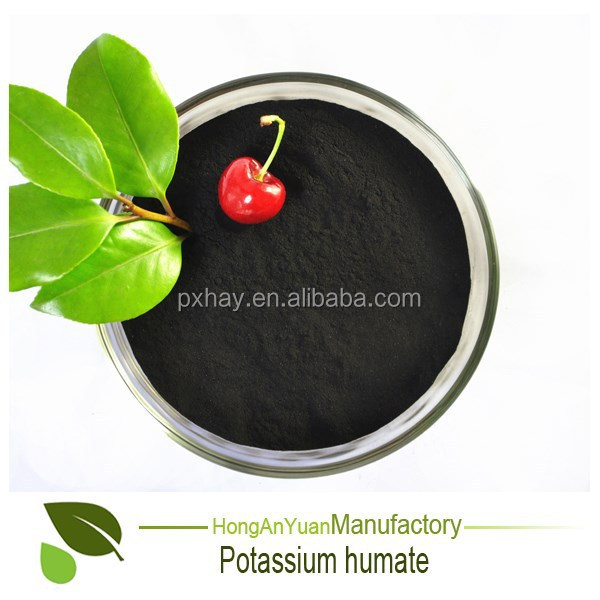 potassium humate powder potash fertilizer