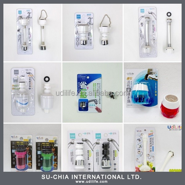 Active Carbon Faucet Water Filter