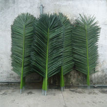 Artificial Fake Palm Tree Leaves