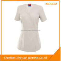 Star SG Custom 100% cotton Ladies Beauty salon and spa uniform