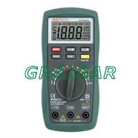 Mastech MS6231 AUTO RANGE DIGITAL ENGINE ANALYZER DWELL car diagnostic TACH Diode Te Meter Tester