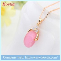 Sex toys for women pink opal jewelry necklace gold chains necklace designs