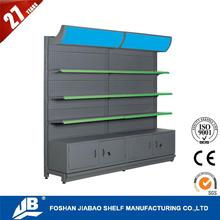 Various types of light duty supermarket shelves and shop racks MOQ 10 Units