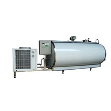High Quality Stainless Steel Milk Refrigerated Milk Cooling Tank for Milk Processing