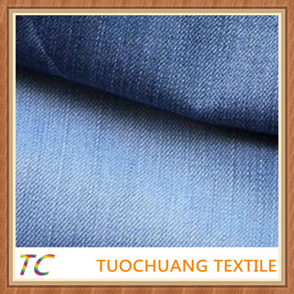 indigo blue colored denim fabric jeans fabric tela