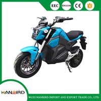 HANBIRD M series 1000w electric battery powered motorcycle
