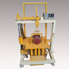 with a super-strong motor worthy investment concrete walking type block machine