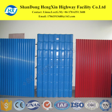 ribbed steel sheets