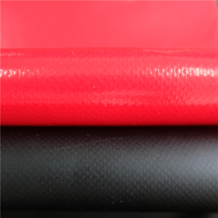 High Quality Waterproof 100% Recycled 1000D Polyester Pvc Coated Fabric
