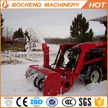 Hot sale garden machinery hydraulic snow blower for tractor