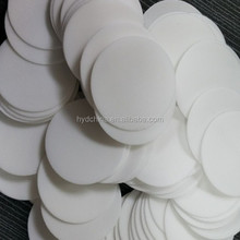 PE foam venting cap liner for chemical