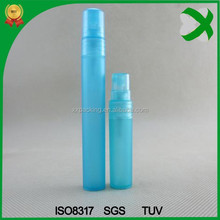 pen shaped 8ml plastic perfume spray bottle