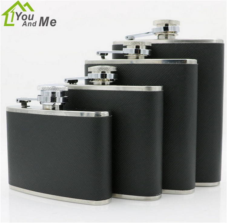 High quality usa stainless steel vaccum hip flask