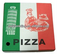 Printed Pizza Box