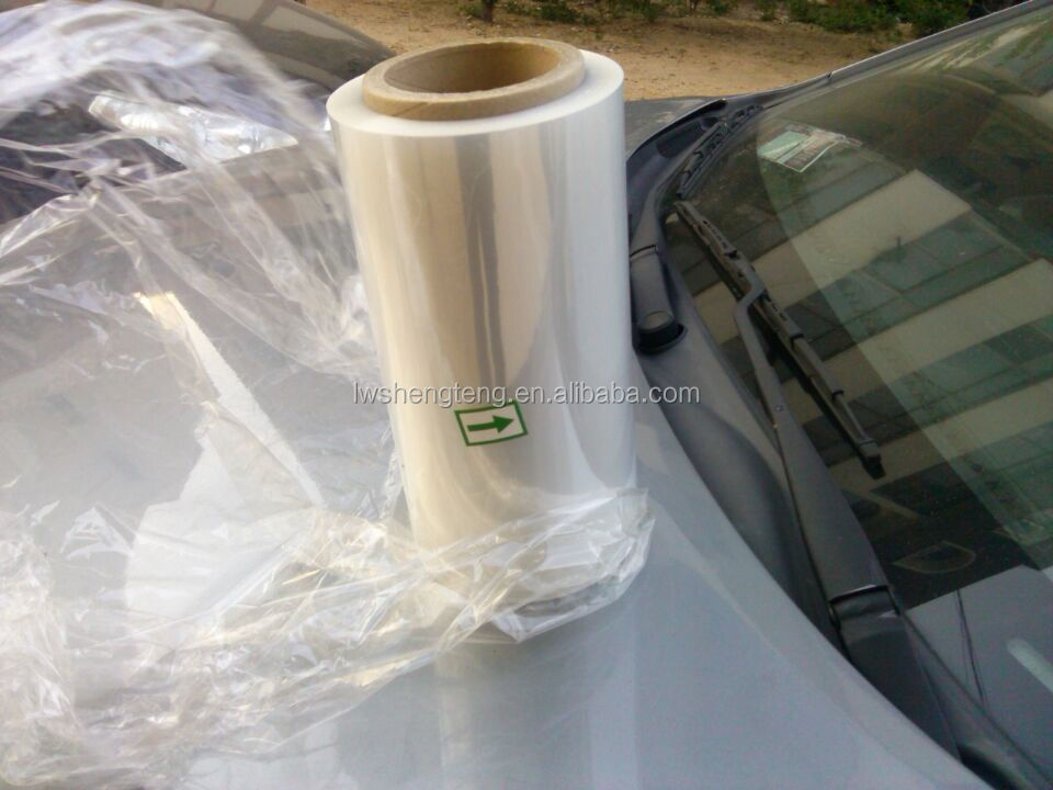 SHENGTENG PACKING corner folded POF polyolefin Shrink Film