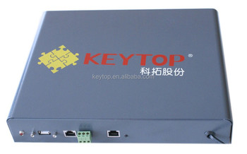 KEY-C02.1 RS485 communication central control unit with web-based parking management software