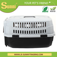Air conditioned pet cat carrier