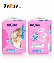 disposable baby diapers in bales with baby care china manufacturer