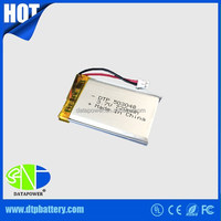 Good quality rc 7.4v 1200mah lipo battery for electronic product