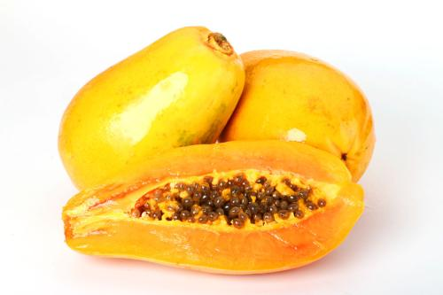 2018 hot selling product nature papaya fruit powder