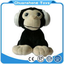 CHStoy plush toy factory custom soft stuffed animal hippo monkey toy