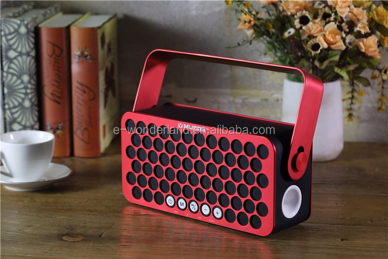 Best price wireless wifi portable speaker <strong>Bluetooth</strong> speaker with Mic