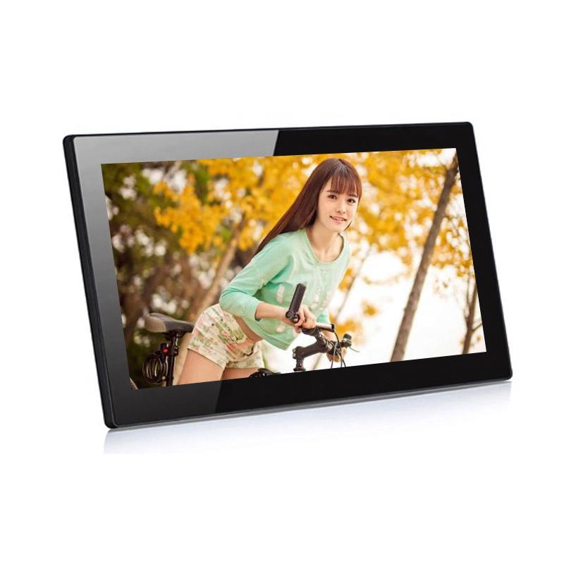 Support mural LCD Lecteur PUBLICITAIRE 15.6 pouces cadre photo numérique de grande taille - ANKUX Tech Co., Ltd
