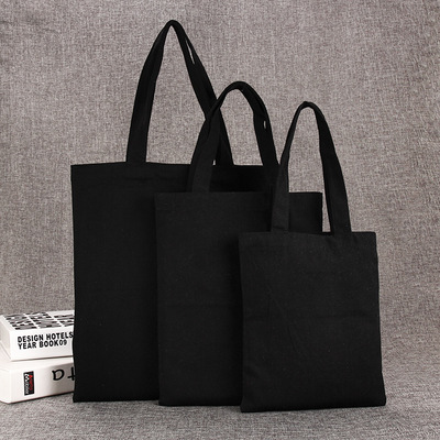 reusable wholesale recycled canvas shopping bags tote bag