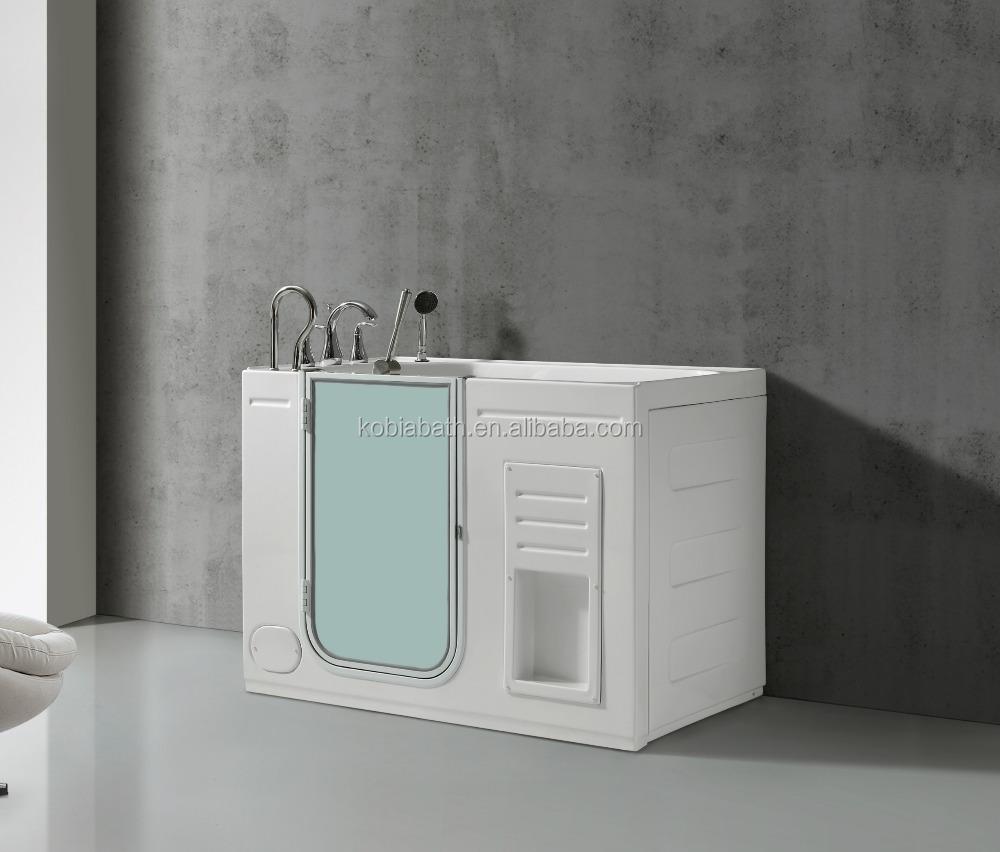 Tinas Para Baño Lowes:Walk-In Bathtub with Glass Door